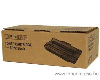 Ricoh BP20 (TypeBP22) eredeti fekete black toner 402430
