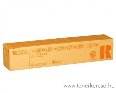 Ricoh CL4000 (Type245HY) eredeti yellow toner 888313
