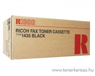 Ricoh FAX2000L (Type1435D) eredeti fekete black toner 430244