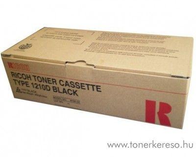 Ricoh FX10 (Type1210D) eredeti fekete black toner 430438