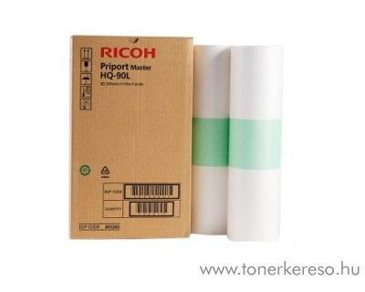 Ricoh HQ7000/9000 (HQ90L) A/3 eredeti mester papír 893265