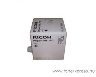 Ricoh HQ7000/9000 (JP7, HQ90) eredeti black tintapatron 817161