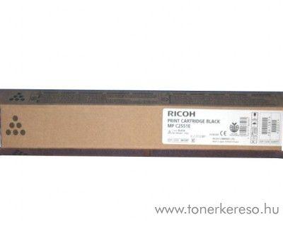 Ricoh MP C2051 eredeti fekete black toner 841587