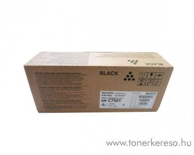 Ricoh MP C6501/7501 eredeti black toner 842073