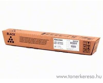Ricoh MPC3500 (TypeC4500E) eredeti black toner 884930