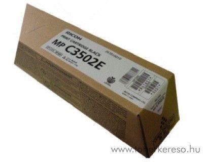 Ricoh MPC3502 eredeti black toner 842016