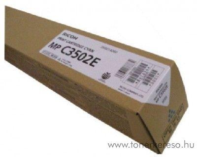 Ricoh MPC3502 eredeti cyan toner 842019