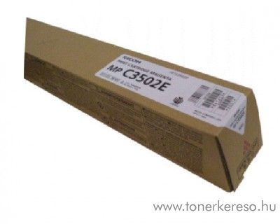 Ricoh MPC3502 eredeti magenta toner 842018