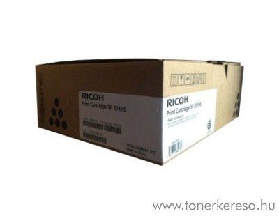 Ricoh SP201N/204SN (201HE) eredeti nagykap. black toner 407254