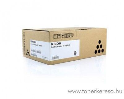 Ricoh SP3400LE eredeti fekete black toner 406523