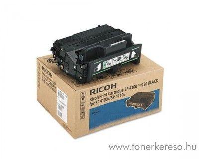 Ricoh SP4100N/4110N (Type 220) eredeti black toner 407649