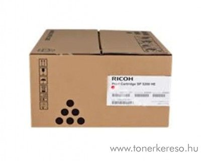 Ricoh SP5200/5210 eredeti fekete black toner 406685