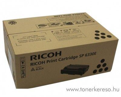 Ricoh SP6330E (Type6330) eredeti fekete black toner 406649