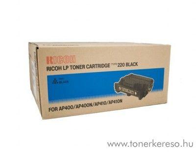 Ricoh SP 4100L (Type 220) eredeti black toner 407652
