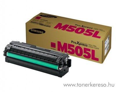 Samsung C2620DW/C2670FW eredeti magenta toner CLT-M505L