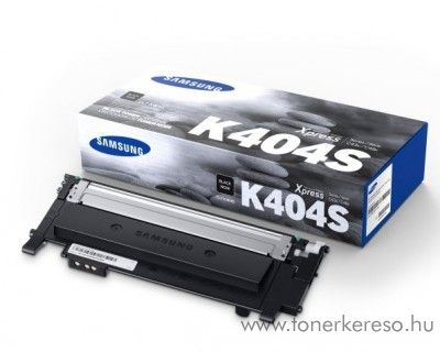 Samsung C430/C480 eredeti fekete toner CLT-K404S Samsung SL-C480 lézernyomtatóhoz