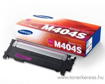 Samsung C430/C480 eredeti magenta toner CLT-M404S Samsung Xpress C430W lézernyomtatóhoz