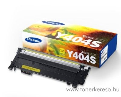 Samsung C430/C480 eredeti yellow toner CLT-Y404S Samsung SL-C480 lézernyomtatóhoz