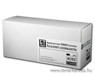 Samsung CLP-310/315 fekete (K4092) felújított lézertoner Samsung CLP-310N lézernyomtatóhoz