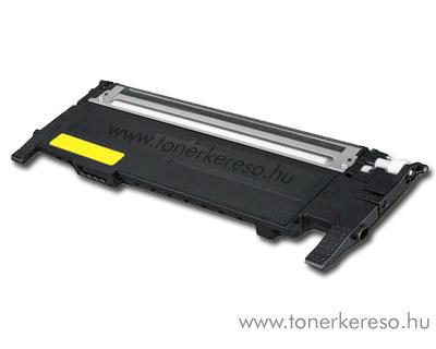 Samsung CLP-320/325 utángyártott yellow lézertoner CLT-Y4072 Samsung CLX-3185 lézernyomtatóhoz