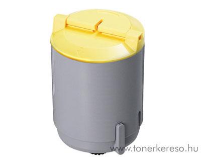 Samsung CLP-300 Y yellow utángyártott toner CLP300Y Samsung CLX-3160FN lézernyomtatóhoz