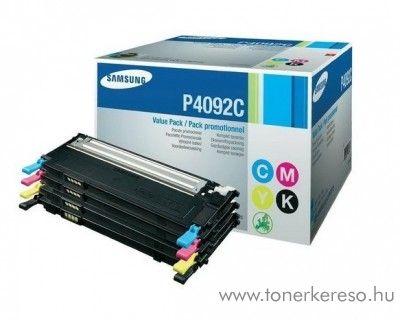 Samsung CLP-310/315 eredeti toner csomag (CLT-P4092C/ELS) SU392A Samsung CLP-310 lézernyomtatóhoz