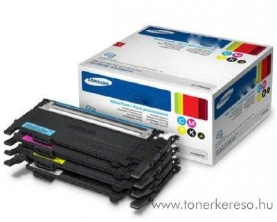 Samsung CLP-365/365W BKCMY toner csomag CLT-P406C Samsung CLX-3307FW lézernyomtatóhoz