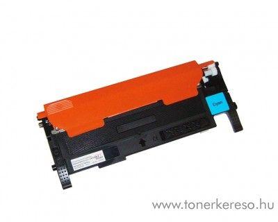 Samsung CLP-365 cyan utángyártott toner SP406C Samsung CLX3305FW lézernyomtatóhoz
