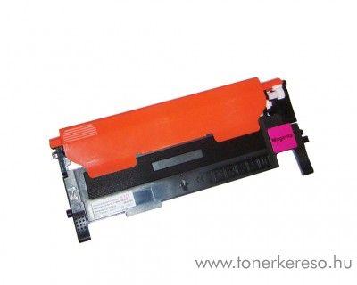 Samsung CLP-365 magenta utángyártott toner SP406M Samsung CLP-362 lézernyomtatóhoz