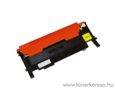Samsung CLP-365 yellow utángyártott toner SP406Y Samsung CLX-3305FN lézernyomtatóhoz