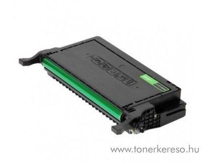 Samsung CLP-610/660ND utángyártott black toner GGSK660B Samsung CLP-610 lézernyomtatóhoz
