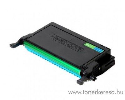Samsung CLP-610/660ND utángyártott cyan toner GGSC660B