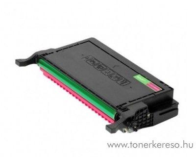 Samsung CLP-610/660ND utángyártott magenta toner GGSM660B Samsung CLP-6200FX lézernyomtatóhoz