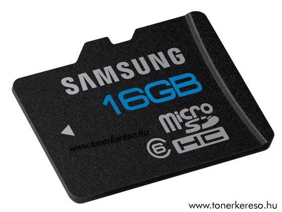 MicroSD SAMSUNG 16GB Class6