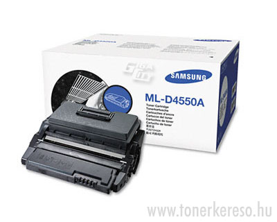 Samsung ML-D4550A eredeti lézertoner Samsung ML-4050ND lézernyomtatóhoz