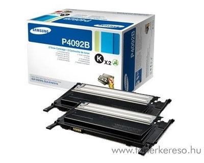 Samsung P4092B - CLP 310 dupla fekete toner Samsung CLP-315 lézernyomtatóhoz