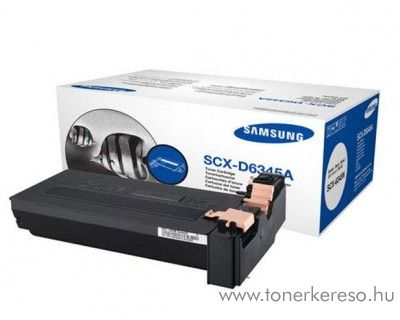 Samsung SCX-6345N/6355N eredeti black toner SCX-D6345A Samsung SCX-6345N lézernyomtatóhoz