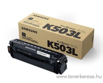 Samsung SL-C3010/C3060 eredeti black toner CLT-K503L Samsung ProXpress C3010ND lézernyomtatóhoz