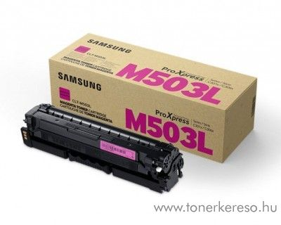 Samsung SL-C3010/C3060 eredeti magenta toner CLT-M503L