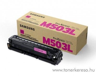 Samsung SL-C3010/C3060 eredeti magenta toner CLT-M503L Samsung ProXpress C3060FR lézernyomtatóhoz