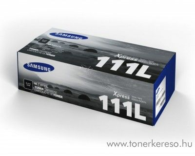 Samsung SLM2022/2070 eredeti fekete toner MLT-D111L Samsung SL-M2070W lézernyomtatóhoz