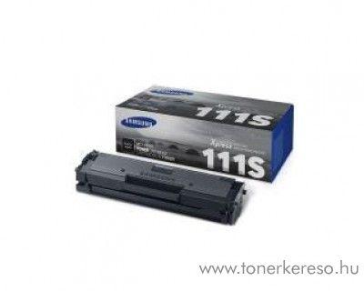 Samsung SLM2022/2070 eredeti fekete toner MLT-D111S Samsung Xpress M2070FW lézernyomtatóhoz