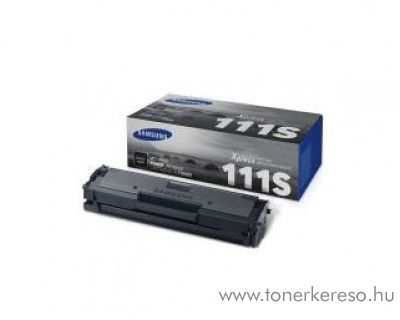Samsung SLM2022/2070 eredeti fekete toner MLT-D111S Samsung SL-M2022 lézernyomtatóhoz