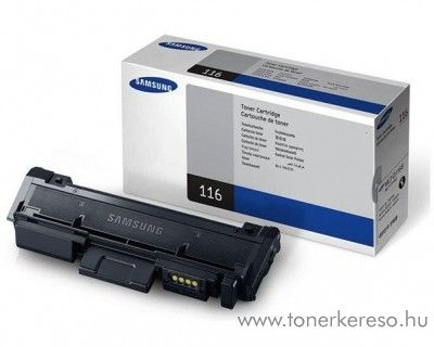 Samsung SLM2625/2825/2675/2875 eredeti fekete toner MLT-D116L Samsung Xpress M2826 lézernyomtatóhoz