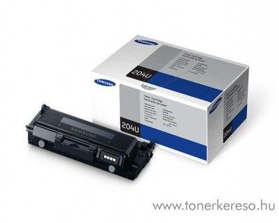 Samsung SLM4025/4075 eredeti fekete toner MLT-D204U