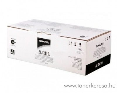 Sharp AL-2021/2031 eredeti black toner AL214TD