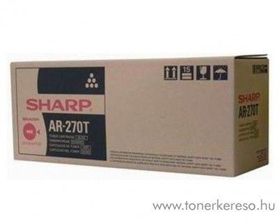Sharp AR-235/275 eredeti black toner AR270T