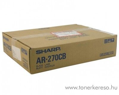 Sharp AR-235/M208 eredeti cleaning blade AR270CB