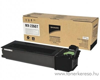 Sharp AR-5620/M182 eredeti black toner MX235GT