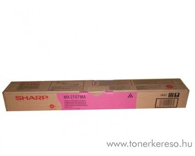 Sharp MX-2300/2700 eredeti magenta toner MX27GTMA
